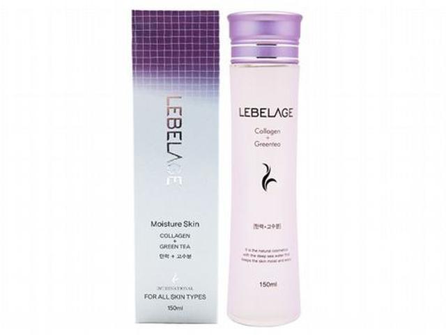 韓國 LEBELAGE 膠原蛋白+綠茶保濕化妝水