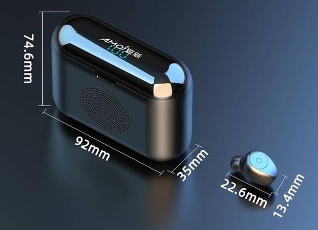 多功能藍芽耳機
