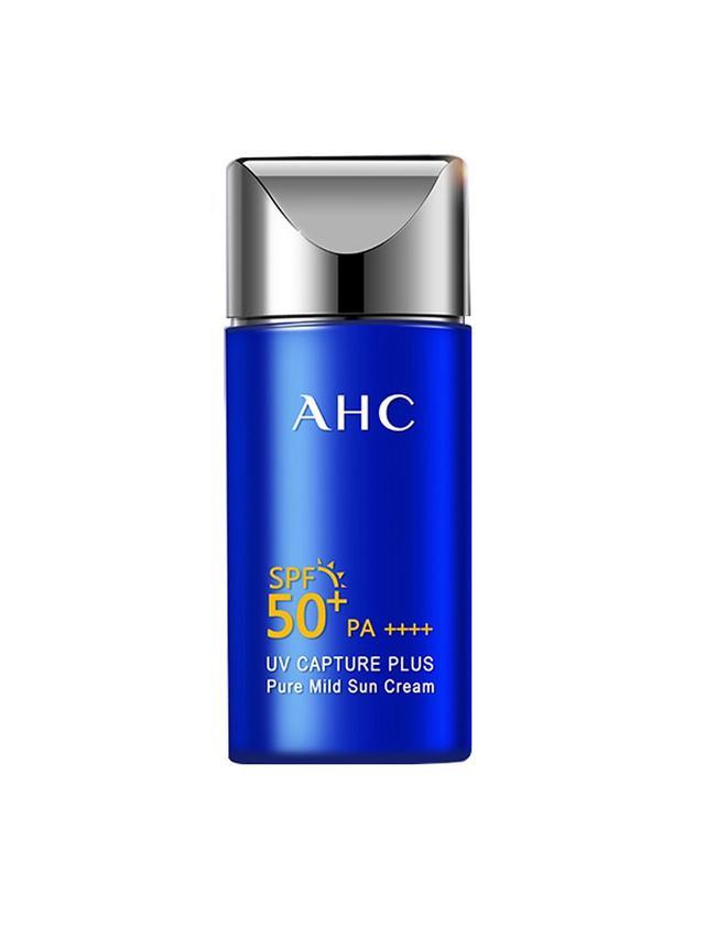 韓國 AHC小藍瓶防曬霜50PA+++ 50ml/瓶