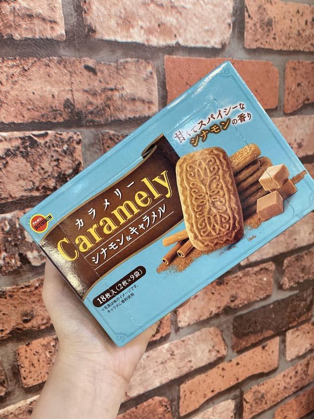 ***北日本焦糖肉桂餅乾***