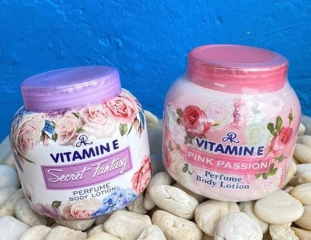 🇹🇭泰國人氣品牌Vitamin E浪漫秘密花園系列乳液200g