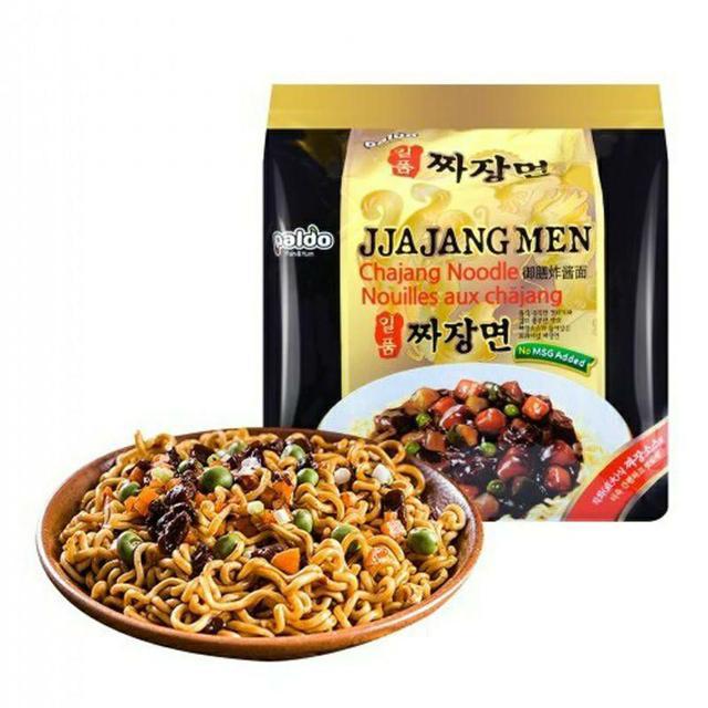 韓國 炸醬 Paldo 八道 御膳 炸醬麵 (四包入)