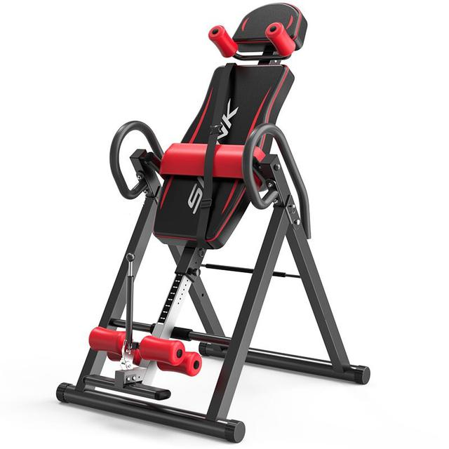 倒立機 升級家用健身器材 椎間盤拉伸輔助 增高收腹倒掛器 倒吊機