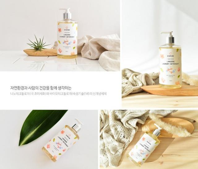 預購 韓國六倍高濃縮內衣清潔劑升級版