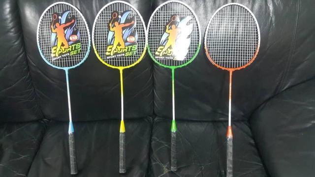 『親子羽毛球拍組』