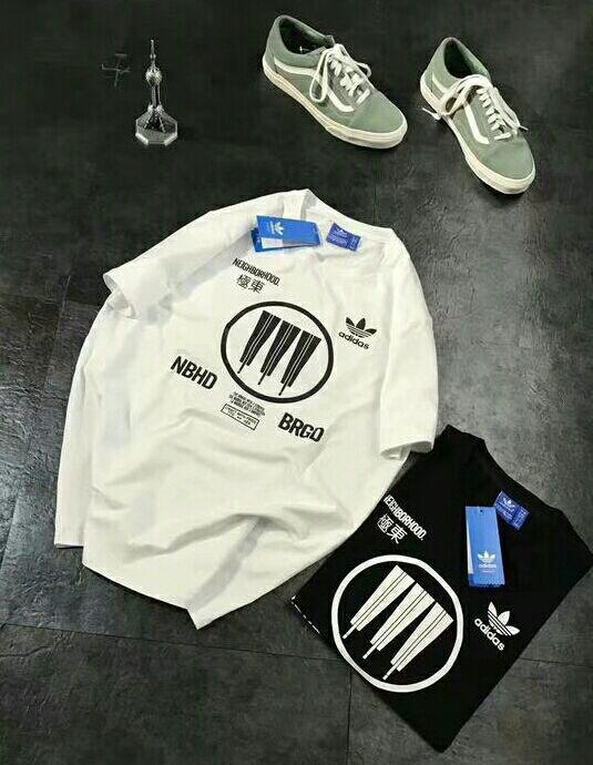 原單 Adidas x Neighborhood 聯名款Tee