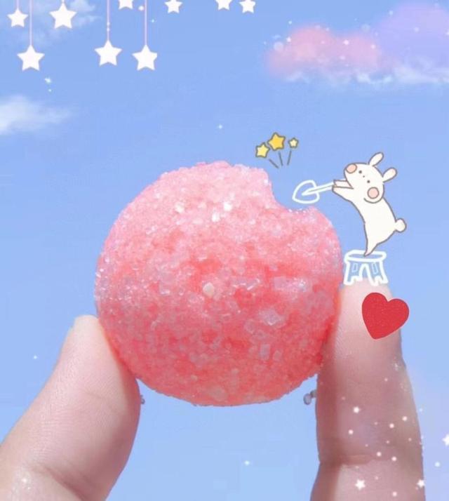 史上最美糖果去角質磨砂膏(一大罐)