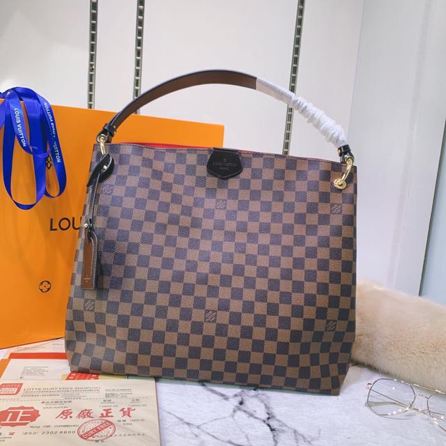 原老版花紋Louis Vuitton