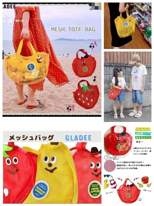 水果造型網紗提帶