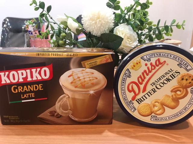 KOPIKO可比可拿鐵咖啡(12包/5盒)
