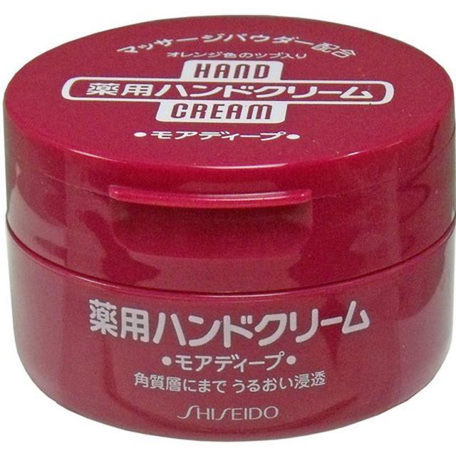 日本代購 資生堂藥用護手霜深層罐裝100g [護手霜]