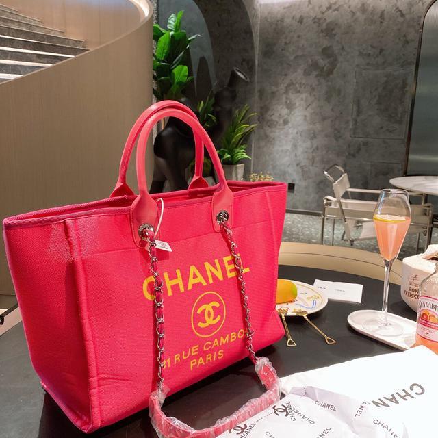 香奈.兒Chanel 購物袋香奈兒購物袋大香香