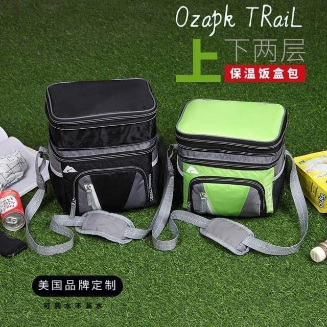 美國品牌訂製款野餐保温包