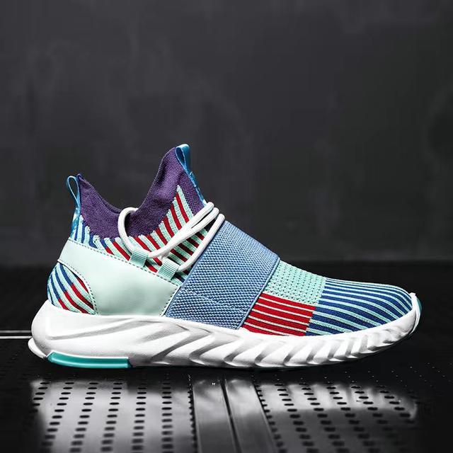 椰子鞋男鞋夏天網面休閒鞋男潮流百搭運動鞋2020夏季新款布鞋