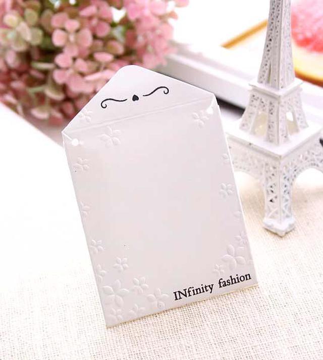 送禮 項鍊包裝卡♥10入