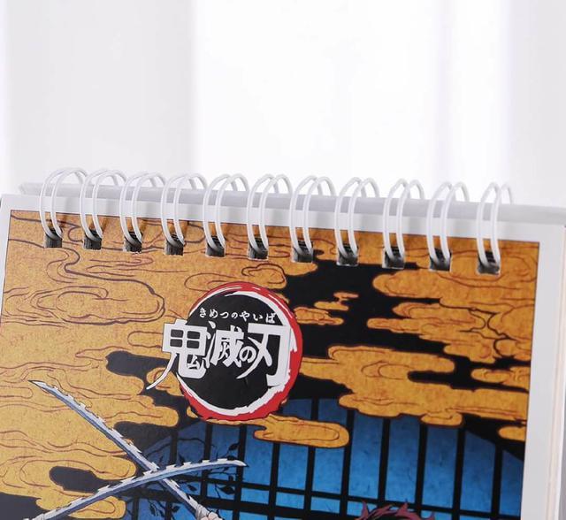(預購s+) 鬼滅之刃2021桌曆