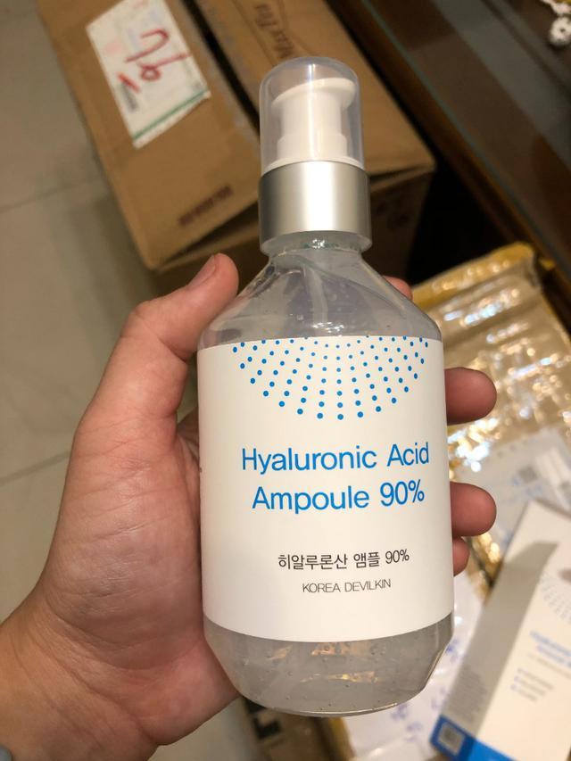預購~韓國NO.1補水王 90%高濃度玻尿酸醫美級精華液 250ml