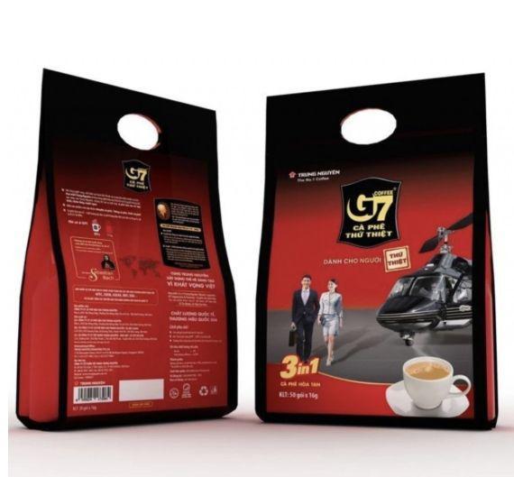 越南G7三合一即溶咖啡家庭號