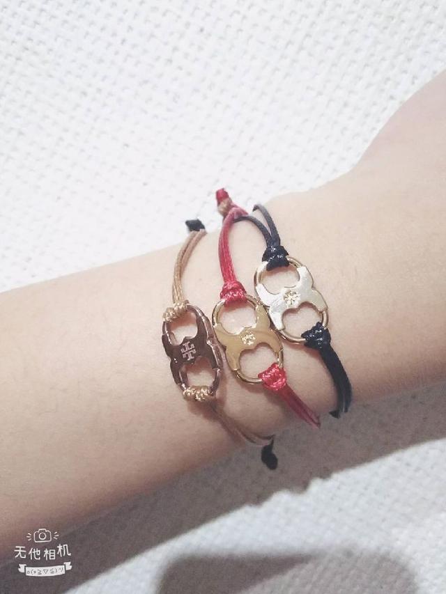 紐約時尚品牌 Tory Burch-托里伯奇 公益慈善活動款手環