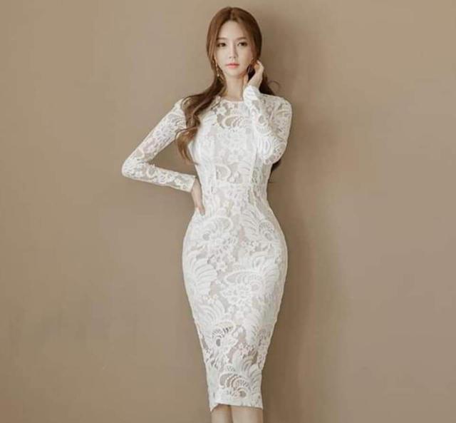 【預購🇰🇷韓國】氣質蕾絲洋裝