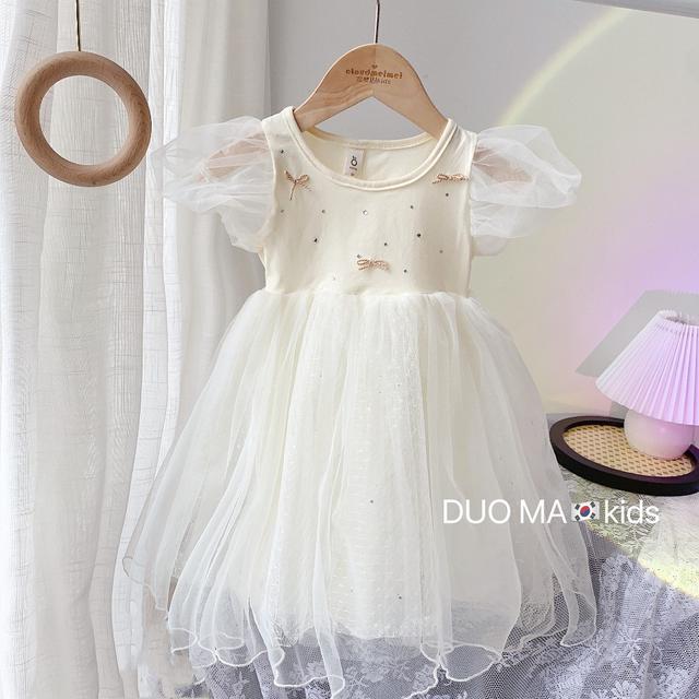 ⚜女童法式氣質連衣裙