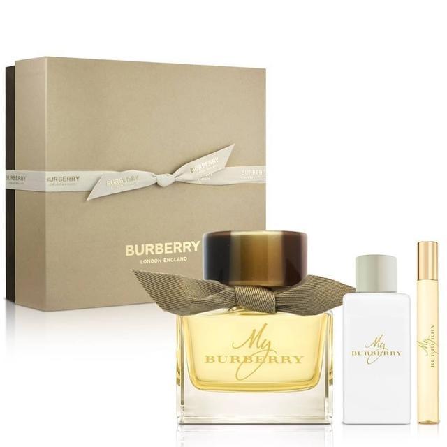 BURBERRY 女性淡香精禮盒