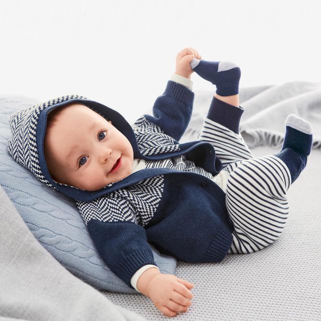 童裝|2件套嬰兒加厚套裝