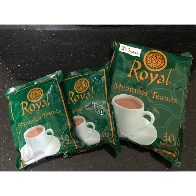 緬甸皇家奶茶Royal Myanmar Teamix