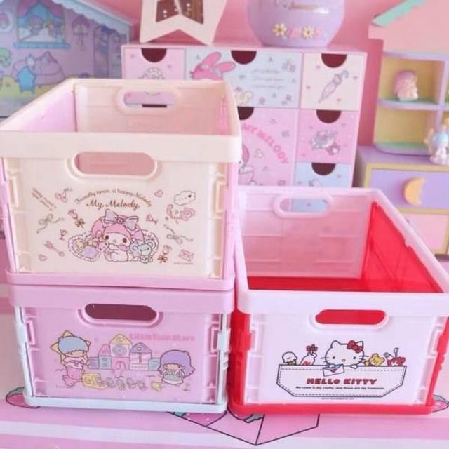 超萌卡通可愛桌面收納盒