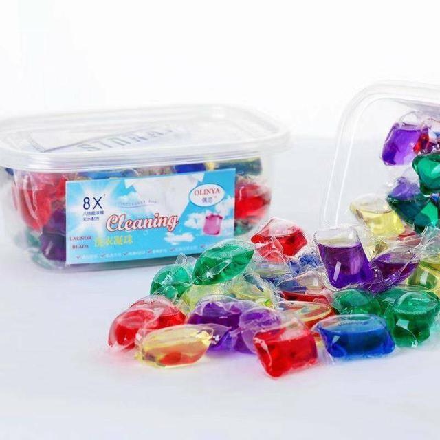 香水洗衣凝球(30顆盒/5味)