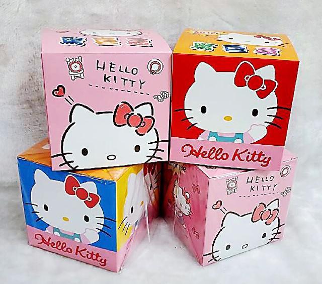 kitty超值驚喜盲盒