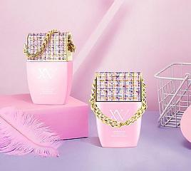 韓國 VN 粉色保濕鉑金包護手霜 50g