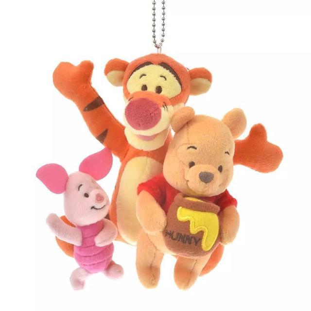 日本迪士尼商店-維尼系列-別針🧷吊飾