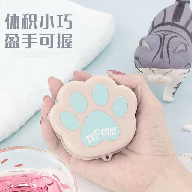 (預購s+) 可愛貓爪折疊水杯(一組3個)