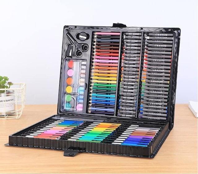 📌預購📌兒童畫筆150件套禮盒