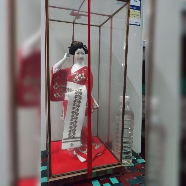 日本藝妓、擺飾收藏品