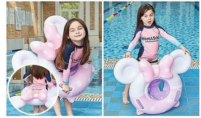兒童造型游泳圈