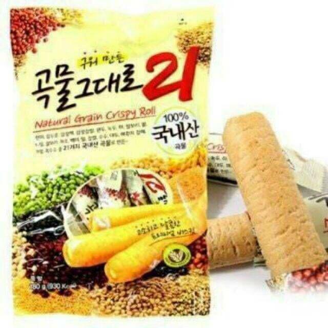 韓國21種穀物棒