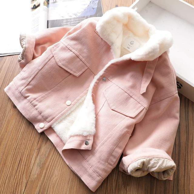 【預購】韓版立領保暖短外套