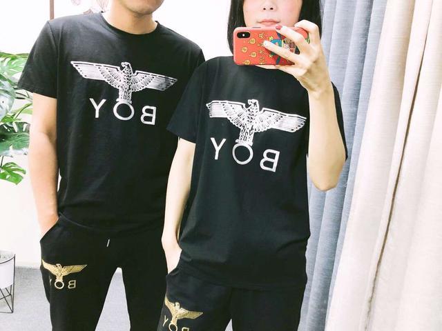 Boy情侶T恤