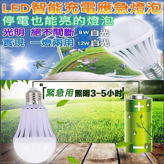 LED 9W燈泡