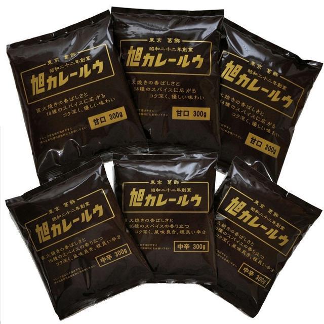 日本🇯🇵 東京老舖 旭カレールウ咖哩 -不添加防腐劑