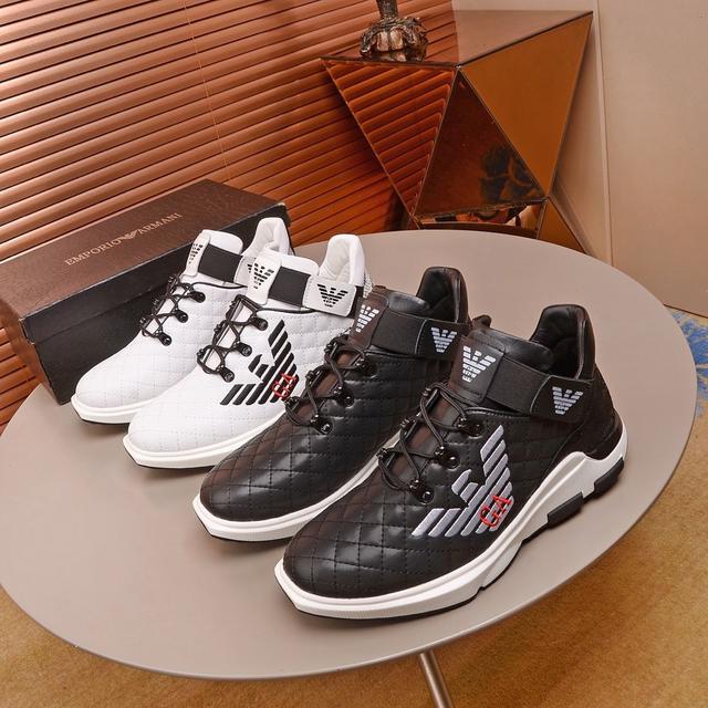 阿瑪尼運動鞋