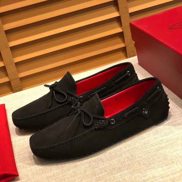法拉利豆豆鞋