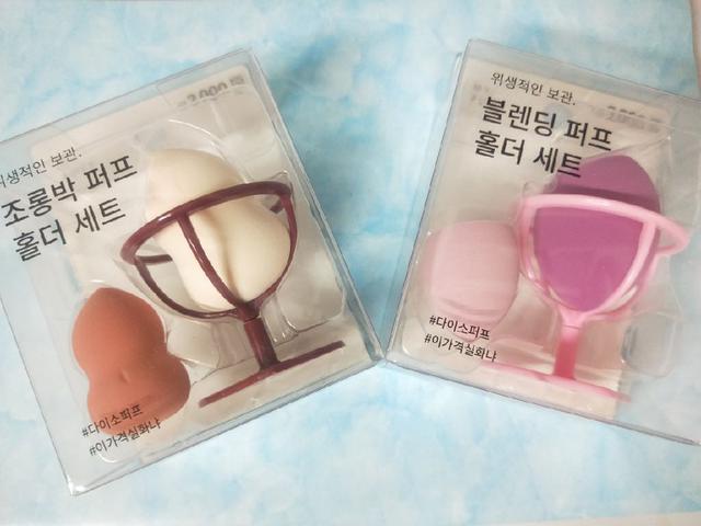 韓國大創美妝蛋