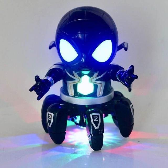 (預購e) 超酷炫八爪蜘蛛跳舞機器人