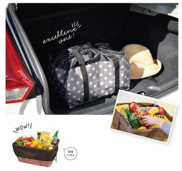 日本 Life Plus 保溫保冷 購物袋 環保袋 菜籃收納 便當袋