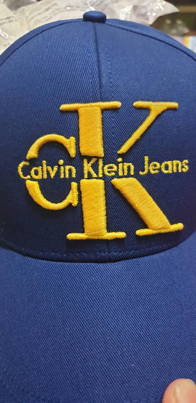 全新CK全刺繡LOGO帽子