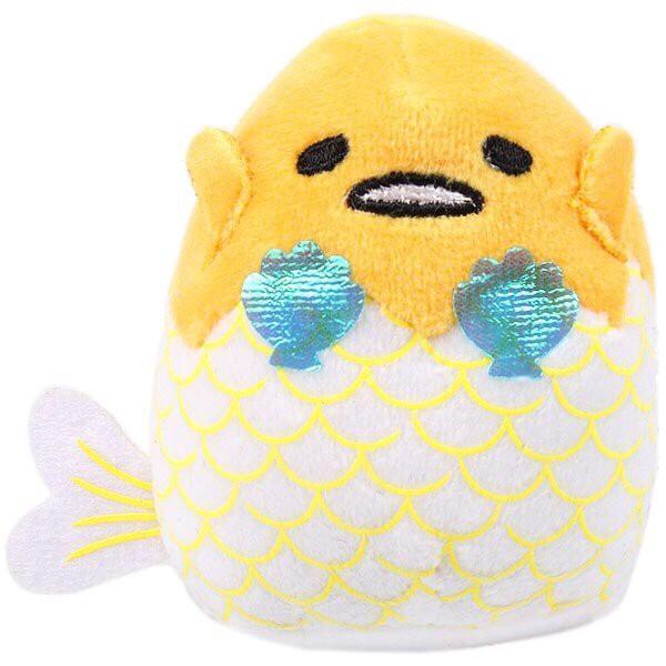 現貨 日本 正品 蛋黃哥 迷你娃娃 沙包娃娃 公仔 玩偶