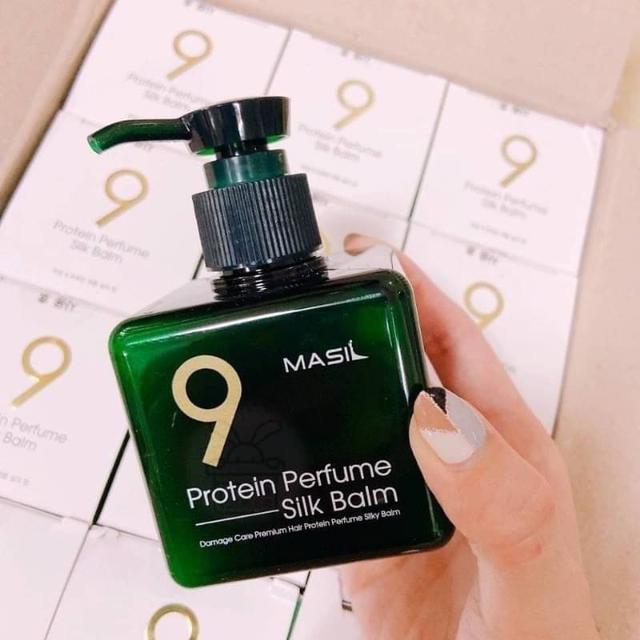 預購-韓國 MASIL瑪絲蘭新品免洗9肽護髮精華